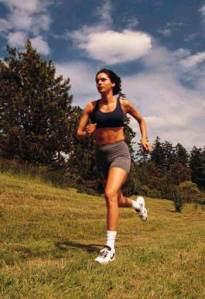 jogging-walking